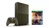 Xbox One S Limited Edition Military Green