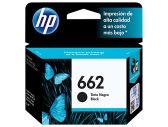 HP 662 INK CARTRIDGE BLACK