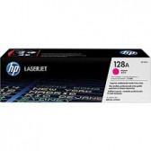 HP #128 TONER CARTRIDGE MAGENTA